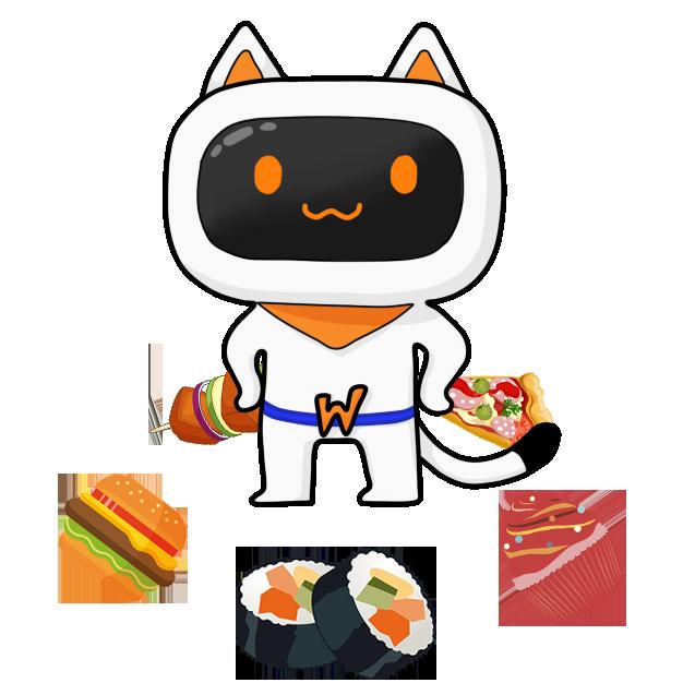 Логотип - кот WinGo